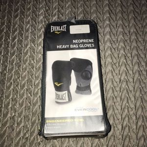 Everlast Boxing Bag Gloves